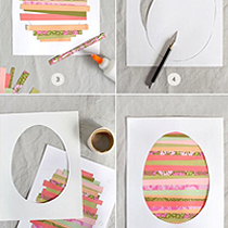 great way to use paper scraps