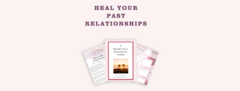 Manifest Your Ideal Partner banner