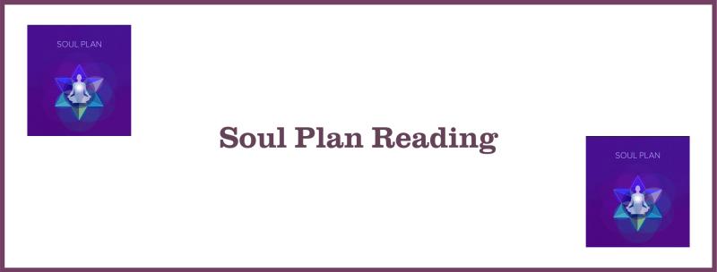 Soul Plan Reading