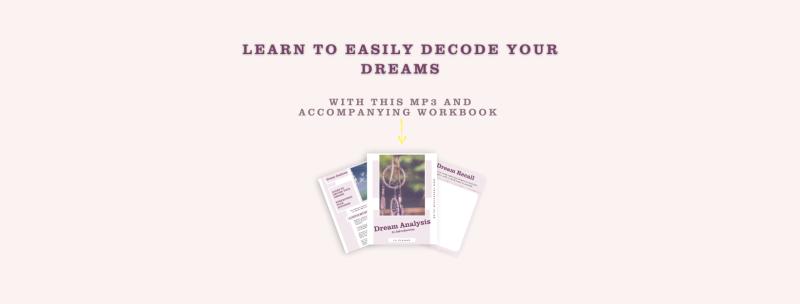 Website banner dream analysis